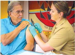 Flu vaccine clinics scheduled