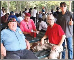 American Legion hosts veterans BBQ & Job Fair