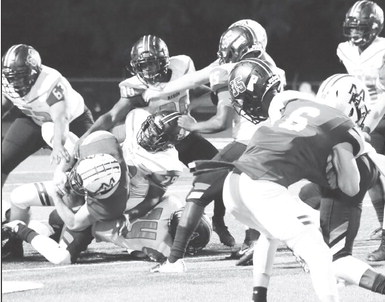 Patriots rout Mountain Home