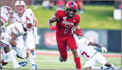 Red Wolves set for showdown with Ragin' Cajuns