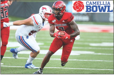 A-State Set to Play in 2019 Camellia Bowl