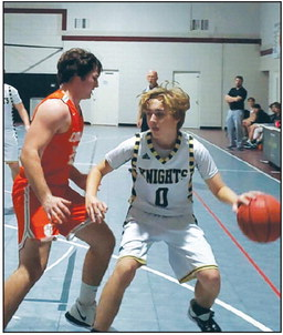 Cougars pounce on West Memphis Christian hoops squads