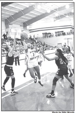 Lady Devils too much for Lady Lions