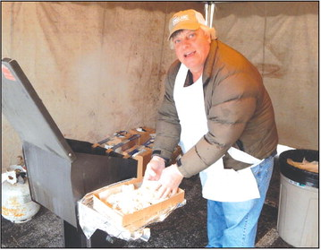 47th Annual Knights of Columbus Oyster Supper Feb. 6