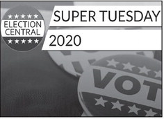 Early, absentee voting underway for March 3 primary, judicial elections