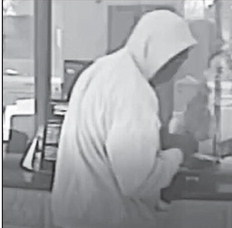 Would-be bomber attempts bank robbery