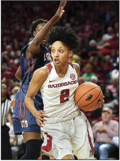 Hogs take down No. 15 Kentucky 103-85
