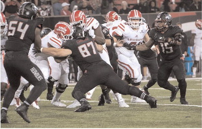 Three A-State players join NFF Hampshire Honor Society