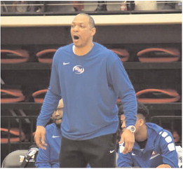 Marcus Brown named 5A Coach of the Year