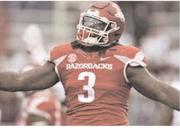 Five Hogs named to 2020 NFF Hampshire Honor Society