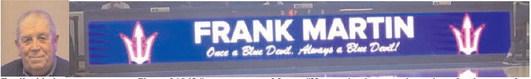 Frank Martin: A Blue Devil through and through