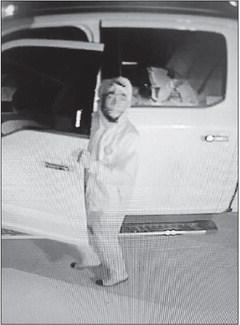 Police looking for man who stole pick-up truck