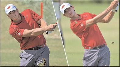Razorback golfers earn recognition
