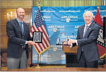 Sean Gray named Arkansas Computer  Science Educator of the Year