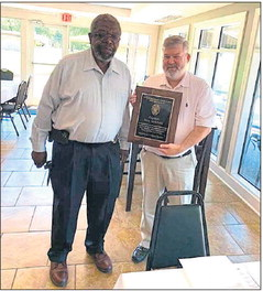 Mitchell retires from West Memphis Police