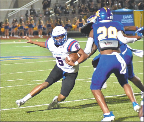 Devils shut out by North Little Rock