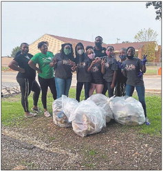 National cleanup day in West Memphis
