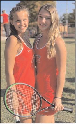 Patriots Shine on the Tennis Court